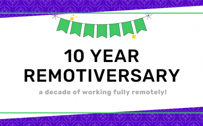 10 Tips From 10 Years of Working Remotely